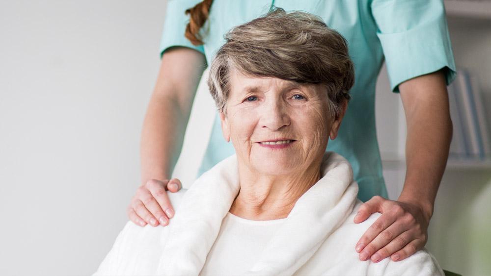 Sozialstationen helfen Menschen mit Demenz