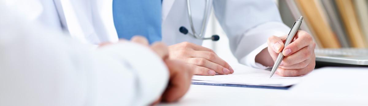 Medizinische Hilfe und Diagnostik sind wichtig bei einer Demenzerkrankung